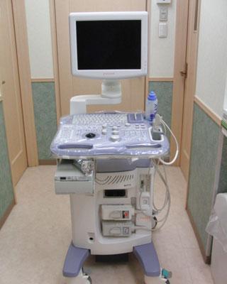 超音波検査機(エコー検査機)
